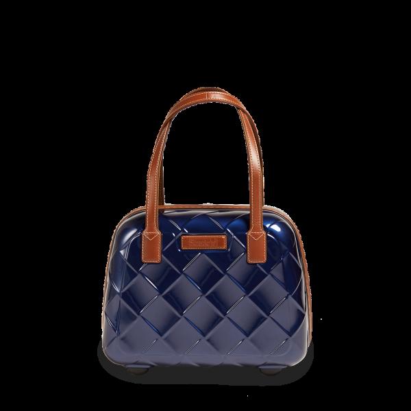 Leather&More - Hartschalen-Koffer Beautycase (bis 28cm)