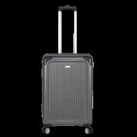 Stripe - Hartschalen-Koffer M (66cm) graphit