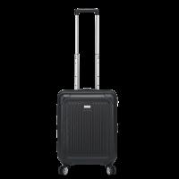 Stripe - Hartschalen-Koffer S (54cm) black