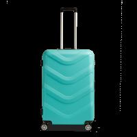Arrow 2 - Hartschalen-Koffer L (bis 76cm) turquoise